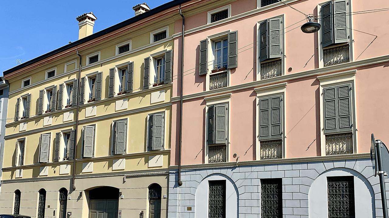 appartamenti via manini