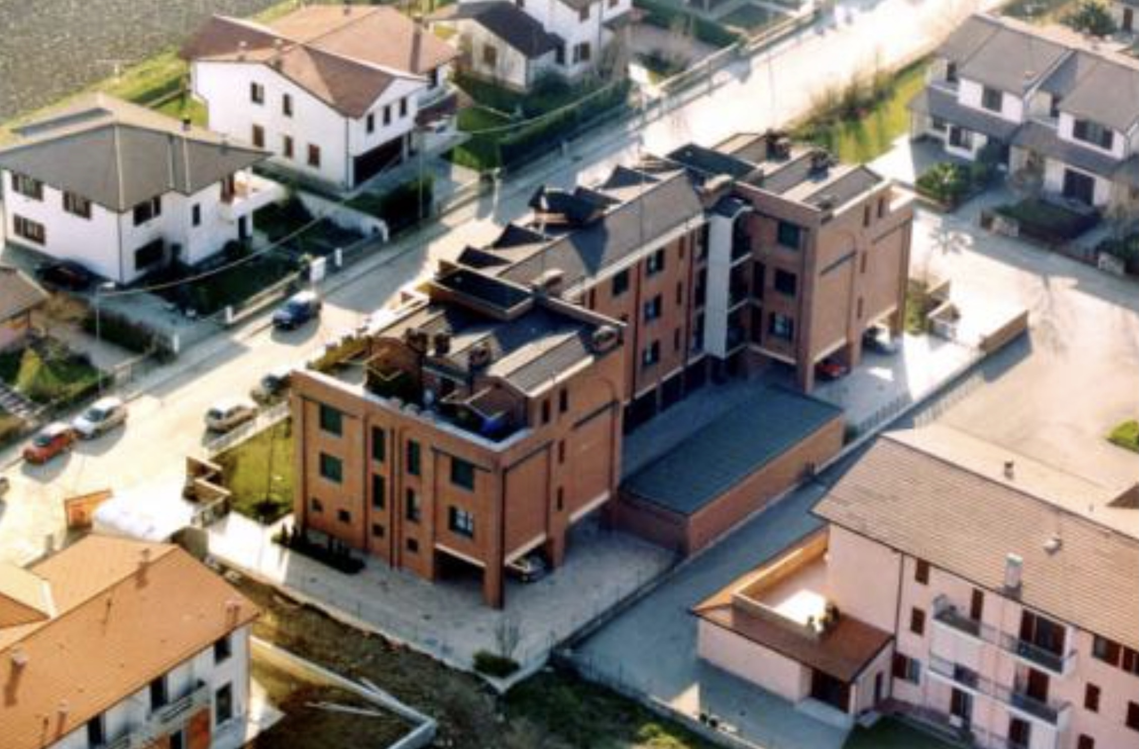 Edificio residenziale Castelverde