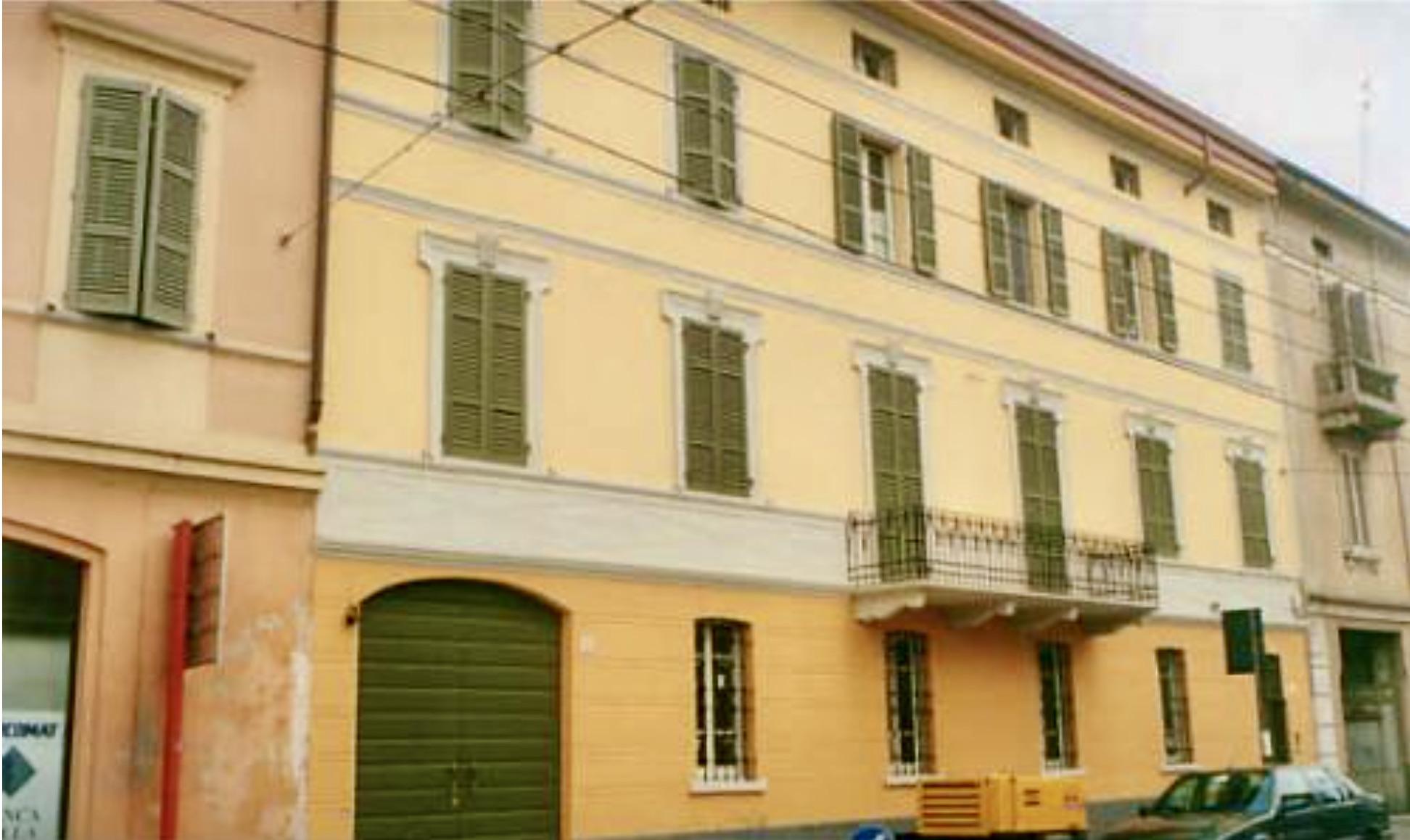 Edificio Via Ghisleri
